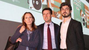 Il Sindaco Nardella, Alba Donati e Tommaso Sacchi