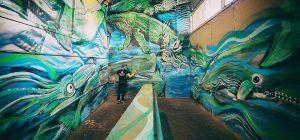 Marco Tarascio, in arte Moby Dick, foto di Gabriele Ferramola