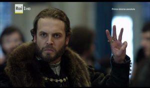 Lex Shrapnel interpreta Rinaldo degli Albizzi