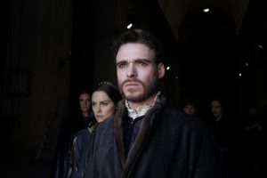 Richard Madden e Annabel Scholey