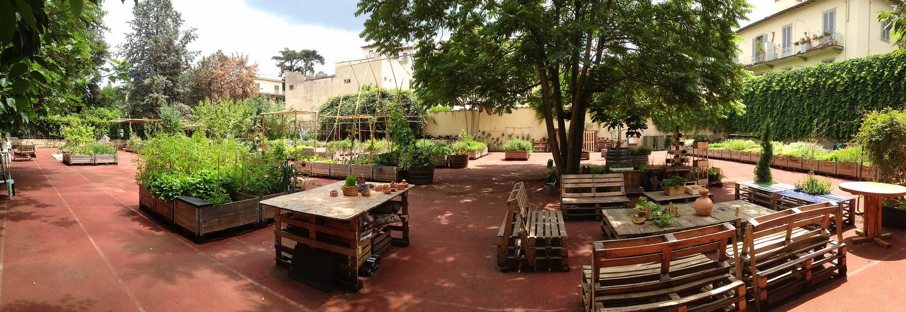 L 39 orto come stile di vita ful torna a visitare orti dipinti - Aggiungi un posto a tavola base musicale mp3 ...