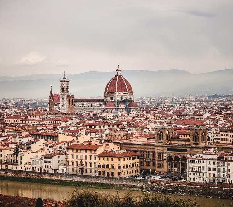 Firenze quando piove