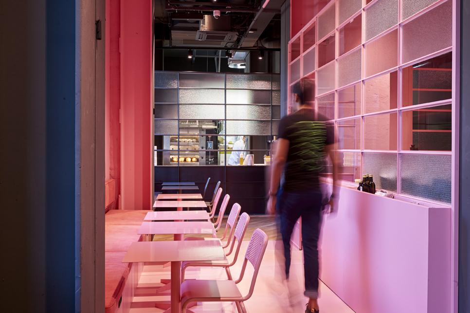 design student hotel