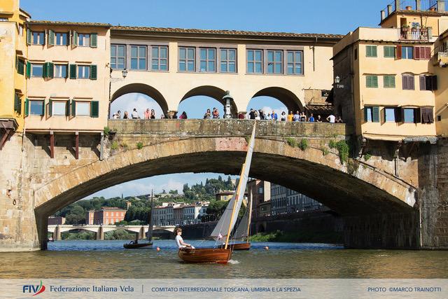 regata ponte vecchio