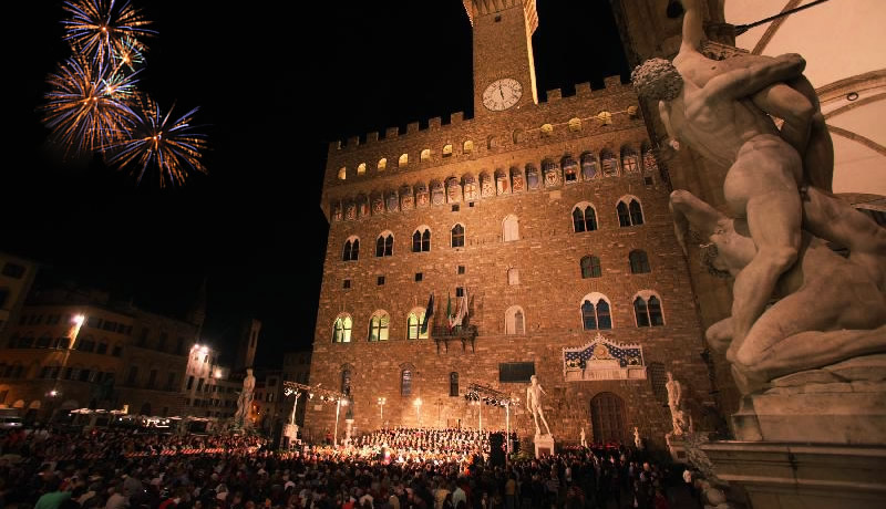 capodanno 2020 Firenze