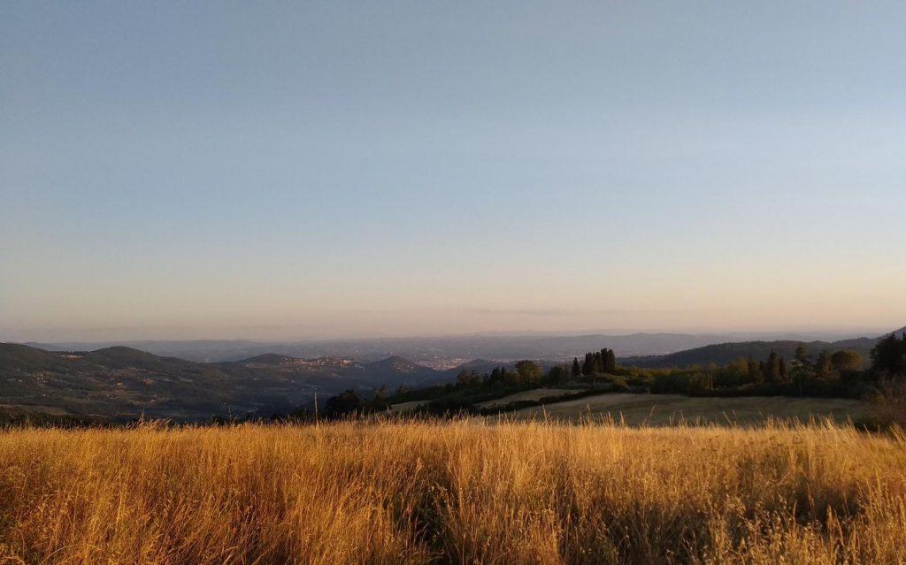 italia dalla mia finestra Firenze