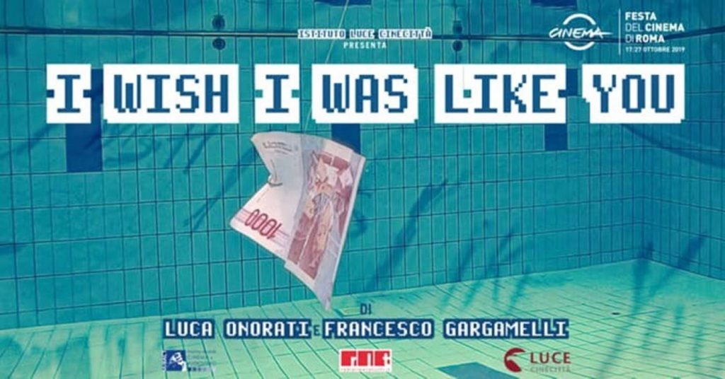 """I wish I was like you"" by Onorati & Gargamelli"