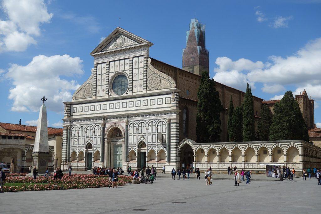 santa maria novella_piazza