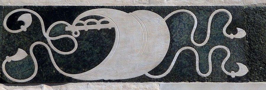 stemma rucellai santa maria novella