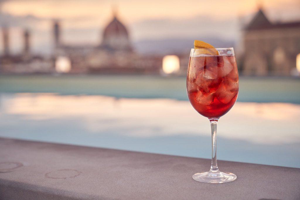 cocktail terrazza firenze