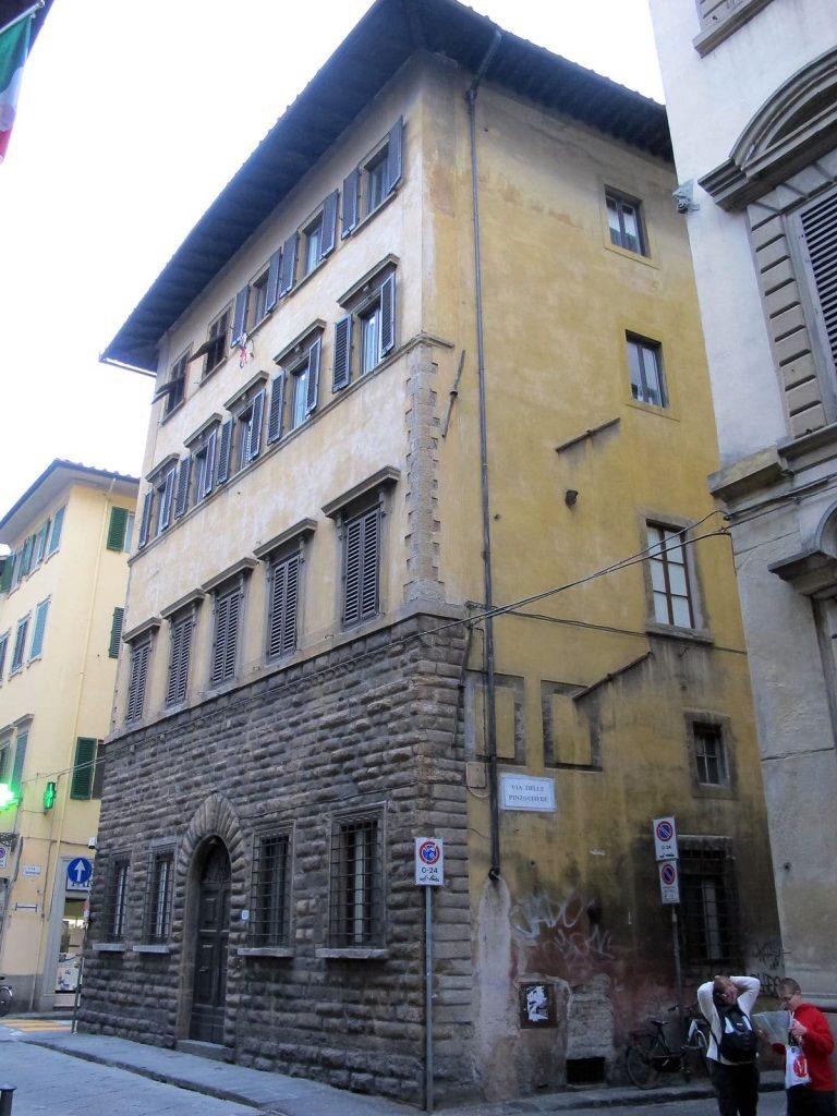 La Casa del Boia in pieno centro storico fiorentino.