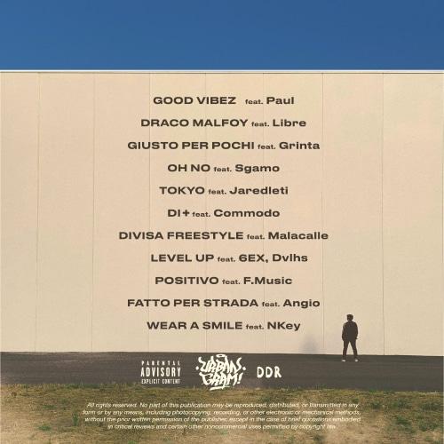 Urbangram - la cover del progetto musicale.