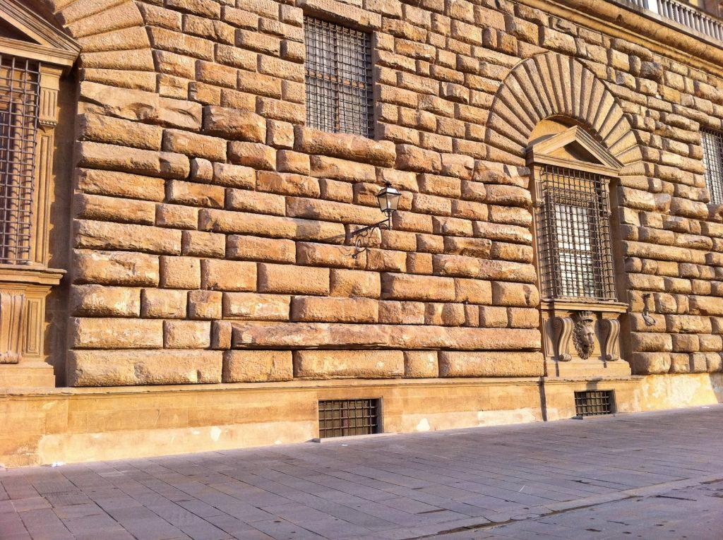 Le pietre con il significato nascosto di Palazzo Pitti