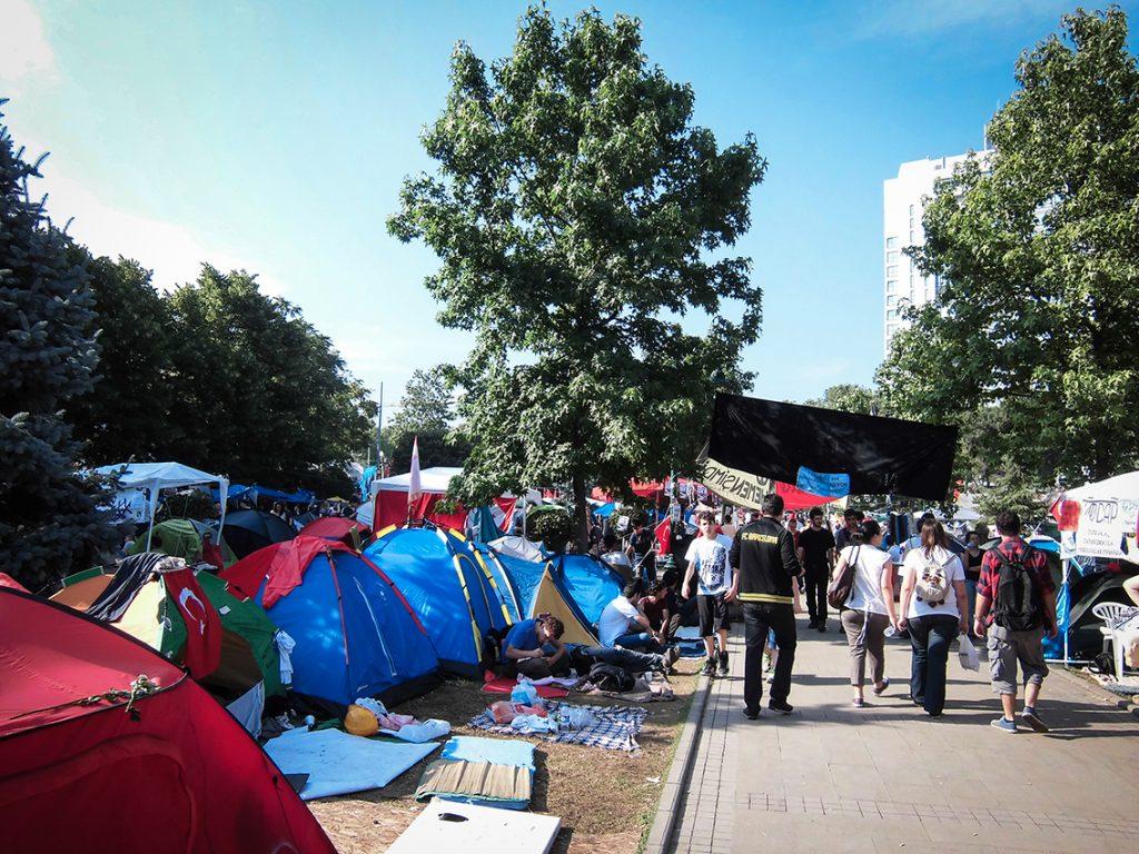 Gezi Park © Gabriele D'Amelio