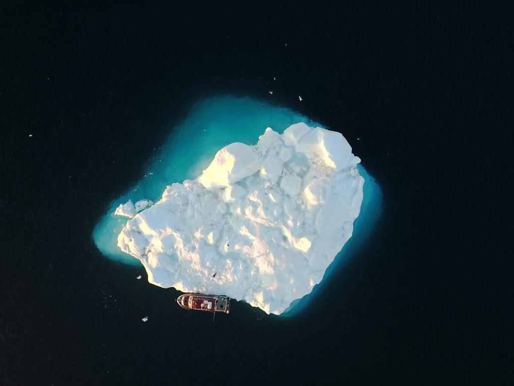Disko Bay, Groenlandia