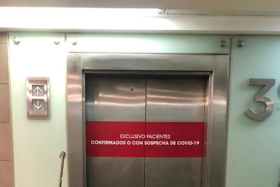 santiago de chile - ospedale