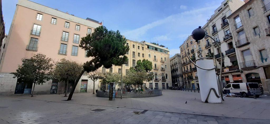 plaza del tripi barcellona