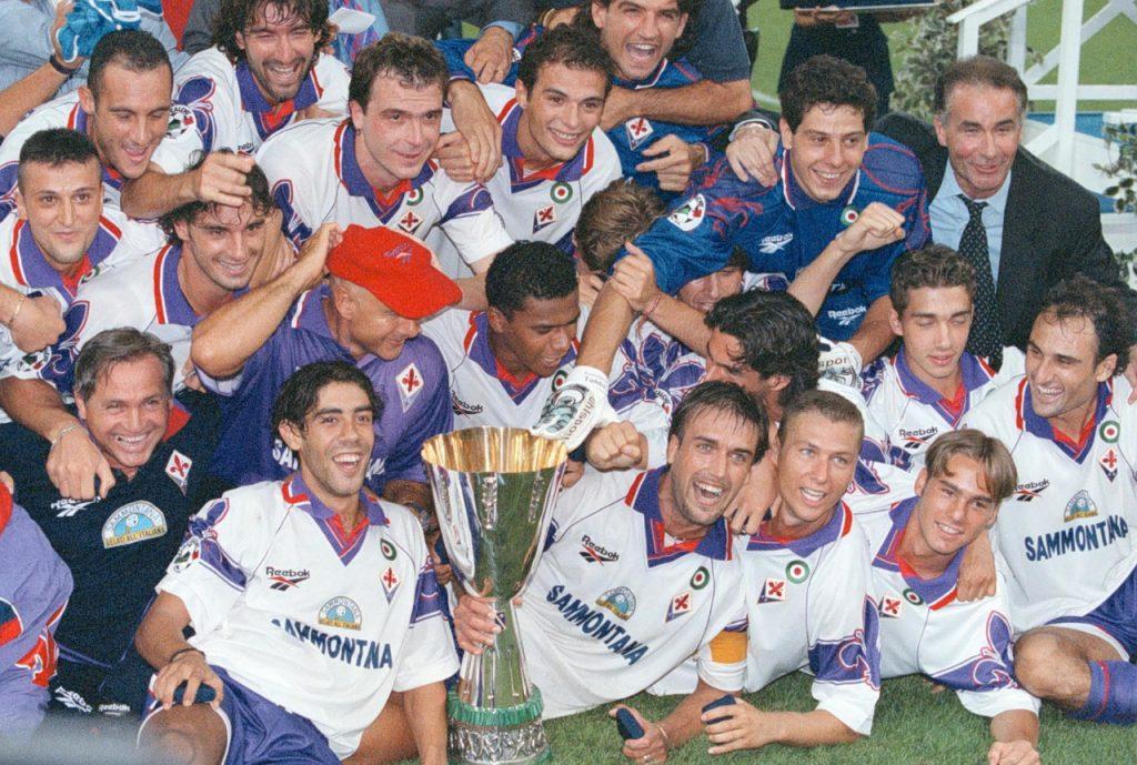 Fiorentina Coppa Italia 1996