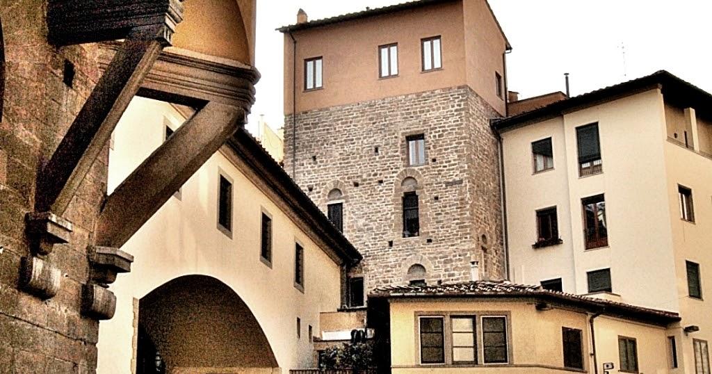La Torre degli Ubriachi a Firenze