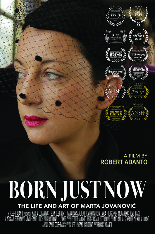 Born Just Now - Robert Adanto