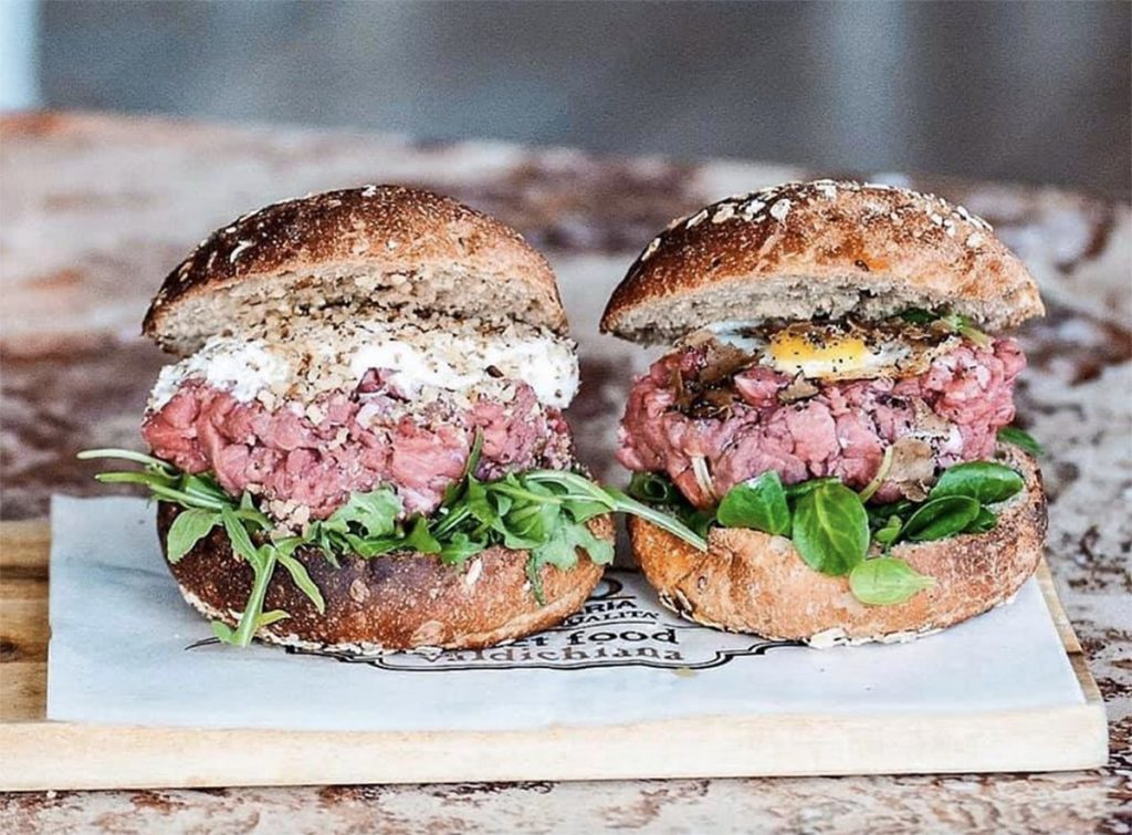 tuscan burger libro