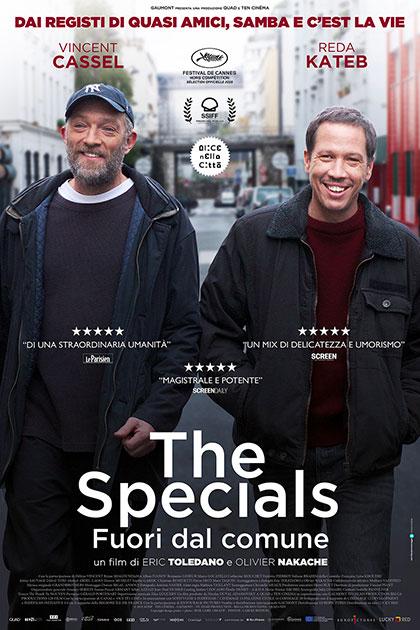 locandina film The Specials