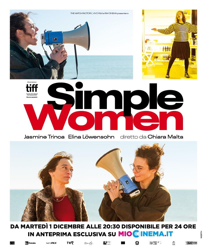 locandina Simple Women