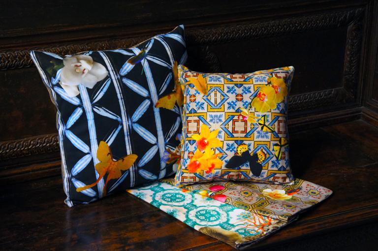 La Serra MK Textile Atelier margherita pandolfini