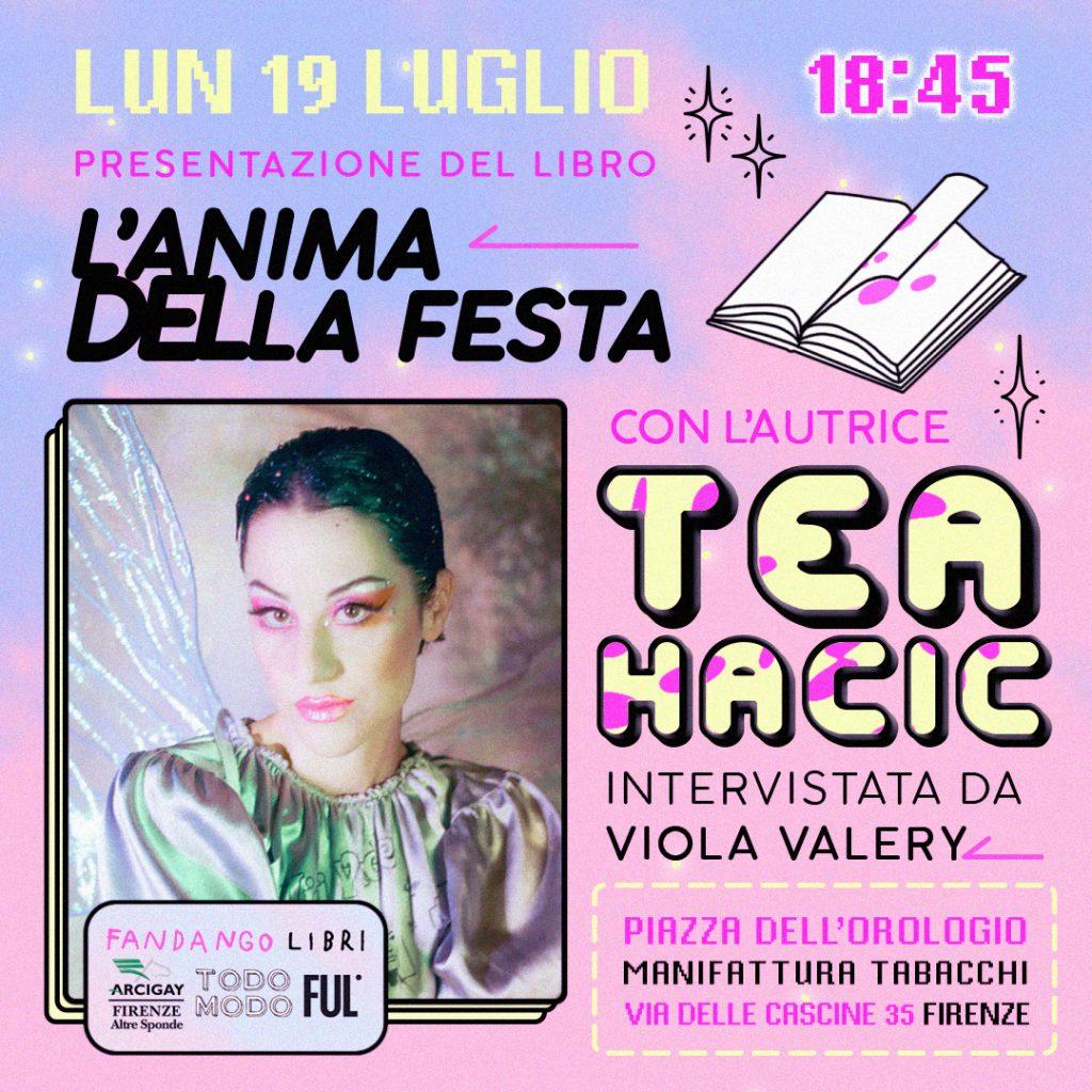 Tea Hacic Firenze