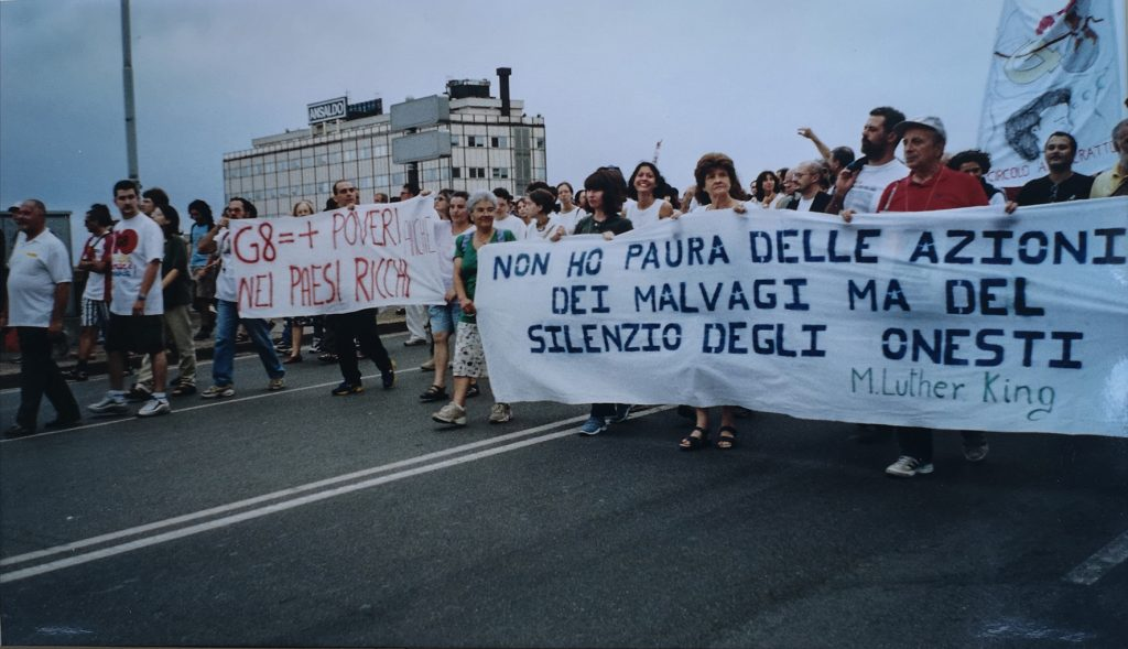Genova G8 2001