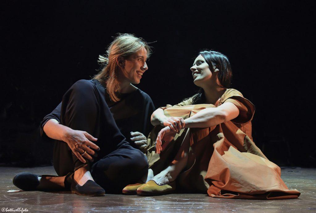 Ginevra di Marco e Gaia Nanni. Foto di Alessandro Botticelli.