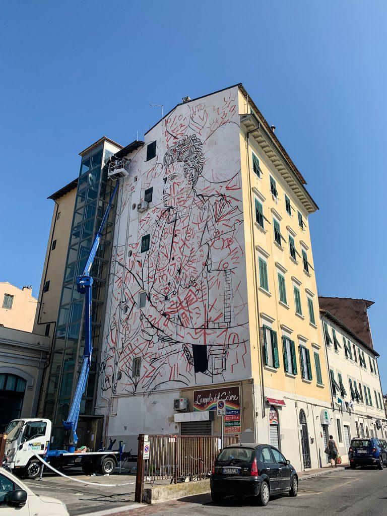 El Rey de la ruina Livorno