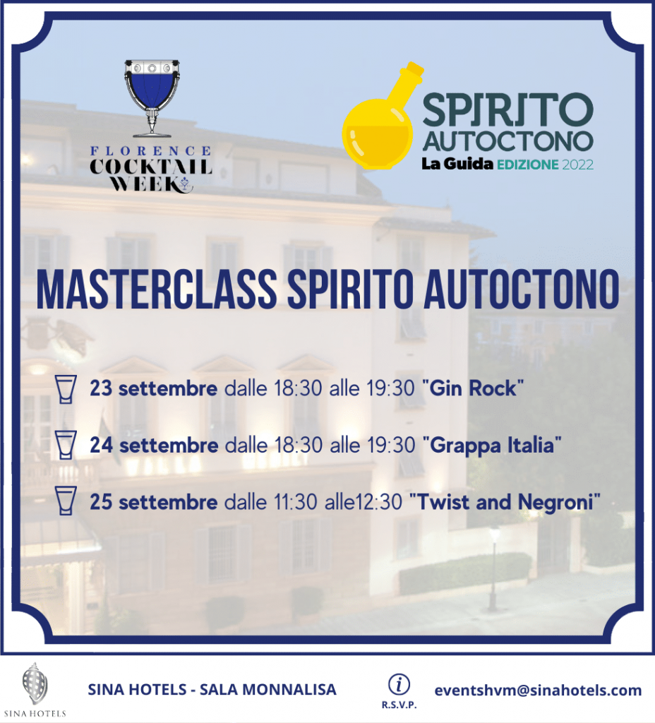 Masterclass Spirito Autoctono